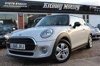 USED 2015 65 MINI HATCH COOPER  1.5 Cooper (s/s) 3dr