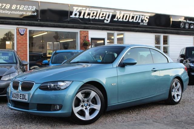 2009 09 BMW 3 SERIES 3.0 325i SE 2dr
