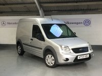 2010 FORD TRANSIT CONNECT 1.8 T230 TREND HR 1d 90 BHP £SOLD