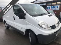 USED 2012 12 RENAULT TRAFIC 2.0 SL29 DCI S/R 1d 115 BHP