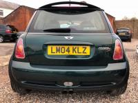 USED 2004 04 MINI HATCH COOPER 1.6 Cooper S 3dr