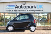 2007 SMART FORTWO 1.0 PURE 2d AUTO 61 BHP £2595.00