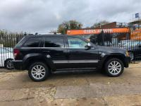 USED 2006 56 JEEP GRAND CHEROKEE 3.0 CRD V6 Overland 4x4 5dr LEATHER/SUNROOF