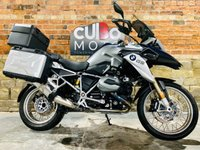 USED 2017 17 BMW R1200GS TE ABS Full Luggage & BMW History