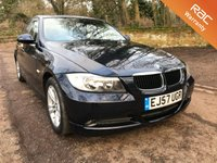2007 BMW 3 SERIES 2.0 320I SE 4d AUTO 169 BHP £4000.00