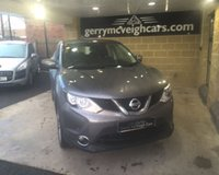 USED 2014 14 NISSAN QASHQAI 1.5 DCI ACENTA SMART VISION 5d 108 BHP