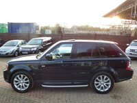 USED 2011 61 LAND ROVER RANGE ROVER SPORT 3.0 SDV6 HSE 5d AUTO 255 BHP