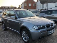 USED 2006 55 BMW X3 2.5 i M Sport 5dr Zero Deposit Low Rate Finance Available