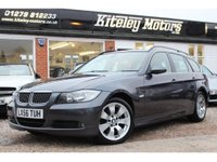 USED 2006 56 BMW 3 SERIES 2.5 325i SE Touring 5dr LEATHER & PANORAMIC SUNROOF