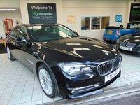 2013 BMW 7 SERIES 3.0 730D SE 4d AUTO 255 BHP £16990.00