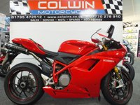 USED 2009 09 DUCATI 1098 1098cc 1098 S  ONLY 4,000 MILES WITH FSH!!!