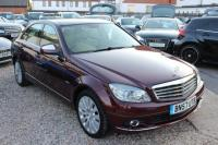 USED 2007 57 MERCEDES-BENZ C CLASS 3.0 C320 CDI Elegance 7G-Tronic 4dr HUGE SPEC £7K FACTORY EXTRAS