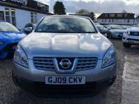 USED 2009 09 NISSAN QASHQAI 1.6 Tekna 2WD 5dr LEATHER & PANORAMIC ROOF