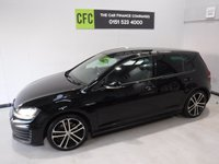 "USED 2015 15 VOLKSWAGEN GOLF 2.0 GTD 5d 181 BHP FANTASTIC SPORTS CAR THEY ARE FAST AND ECONOMIC, ONE OWNER FULL SERVICE HISTORY, GLEAMING BLACK PAINTWORK, 18"" ALLOY WHEELS, PARKING SENSORS,. LEATHER CLAD FLAT BOTTOM STEERING WHEEL, , START-STOP, CARBON FIBRE INSERTS, CRUISE CONTROL, COLLISION CONTROL, TRACTION CONTROL, VW MEDIA WITH AUX AND USB POINT,  DUAL CLIMATE CONTROL, ELEC HEATED FOLDING MIRRORS, BLUETOOTH - PHONE PREP CLIMATE CONTROL, AND MUCH MUCH MORE"