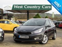 USED 2013 13 KIA CEED 1.6 CRDI 2 5d AUTO 126 BHP Low Running Costs And Lots Of Space