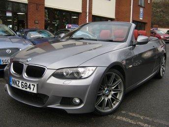2009 BMW 3 SERIES 2.0 320D M SPORT 2d 175 BHP £SOLD