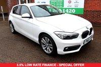 USED 2015 65 BMW 1 SERIES 2.0 118D SPORT 5d 147 BHP +LOW TAX +FACELIFT MODEL +FSH.