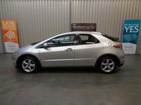 USED 2007 57 HONDA CIVIC 2.2 EX I-CTDI 5d 139 BHP