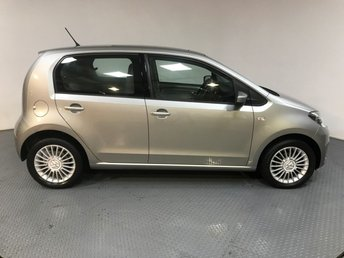 2015 VOLKSWAGEN UP 1.0 HIGH UP 5d 74 BHP £6200.00