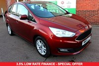 USED 2015 15 FORD C-MAX 1.5 ZETEC TDCI 5d 118 BHP +ONE OWNER +LOW TAX +BLUETOOTH