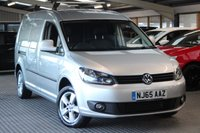 USED 2015 65 VOLKSWAGEN CADDY MAXI 2.0 C20 TDI HIGHLINE 1d AUTO 138 BHP