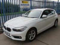 USED 2015 65 BMW 1 SERIES 1.5 116d SE Sports Hatch (s/s) 3dr Zero Tax & Full BMW History