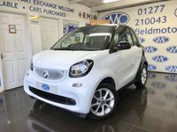 2016 SMART FORTWO 1.0 PASSION 2d 71 BHP £6895.00