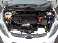 USED 2012 62 FORD FIESTA 1.4 1.4 TDCI 1d 69 BHP
