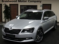 2016 SKODA SUPERB 2.0 LAURIN AND KLEMENT TDI DSG 5d AUTO 188 BHP £19975.00