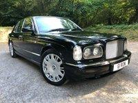 2000 BENTLEY ARNAGE 6.8 RED LABEL 4d AUTO 401 BHP £21995.00