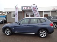 2011 BMW X1 2.0 XDRIVE20D SE 5DR DIESEL 174 BHP £8300.00