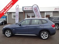 USED 2011 11 BMW X1 2.0 XDRIVE20D SE 5DR DIESEL 174 BHP +++FEBRUARY SALE NOW ON+++