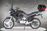 USED 2009 09 HONDA XL125 VARADERO - USED MOTORBIKE, NATIONWIDE DELIVERY. GOOD & BAD CREDIT ACCEPTED, OVER 600+ BIKES IN STOCK