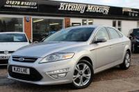 USED 2013 13 FORD MONDEO 2.0 TDCi Titanium X Business Powershift 5dr
