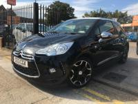USED 2013 13 CITROEN DS3 1.6 e-HDi Airdream DSport Plus 3dr FULL LEATHER, STUNNING EXAMPLE