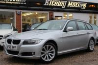 USED 2010 60 BMW 3 SERIES 2.0 320d SE Touring 5dr LEATHER & PANORAMIC SUNROOF