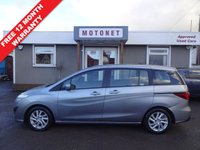 USED 2011 61 MAZDA MAZDA 5 1.8 TS 5DR 113 BHP 7 SEATER FREE 12 MONTH WARRANTY UPGRADE