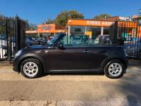 USED 2013 63 MINI CONVERTIBLE 1.6 Cooper D 2dr POWER HOOD,LOW ROAD TAX.