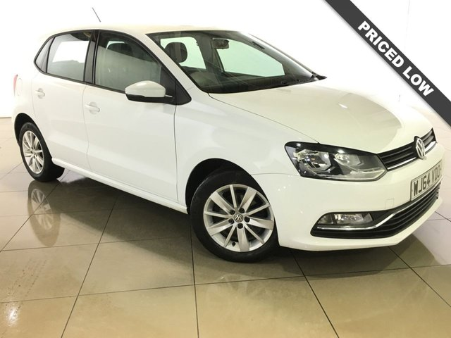 View our 2014 64 VOLKSWAGEN POLO 1.4 SE TDI BLUEMOTION 5d 74 BHP
