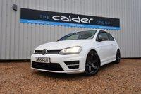 2015 VOLKSWAGEN GOLF 2.0 R DSG 3d AUTO 375 BHP £21750.00