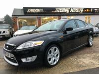 USED 2010 10 FORD MONDEO  2.0 EcoBoost Titanium X Sport Powershift 5dr