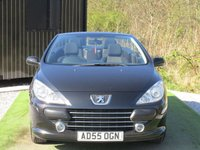 USED 2006 06 PEUGEOT 307 2.0 S COUPE CABRIOLET 2d 139 BHP