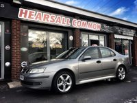 USED 2005 54 SAAB 9-3 2.0 VECTOR T 4d 150 BHP