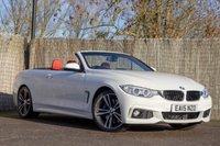 2015 BMW 4 SERIES 2.0 425D M SPORT 2d AUTO 215 BHP £23000.00