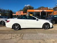 USED 2013 13 MERCEDES-BENZ E CLASS 2.1 CDI AMG Sport Cabriolet 7G-Tronic Plus 2dr