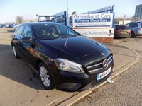 USED 2014 64 MERCEDES-BENZ A CLASS 1.5 A180 CDI BLUEEFFICIENCY SE 5d AUTO 109 BHP