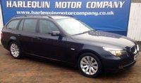 2008 BMW 5 SERIES 2.0 520D SE TOURING 5d AUTO 175 BHP £3999.00