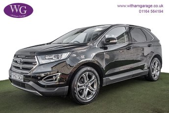 View our FORD EDGE