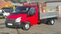 2014 FORD TRANSIT 2.2 350 DRW 125 XF DROPSIDE WITH TAIL LIFT X SPEEDY HIRE 1 OWNER F/S/H 2 KEYS £300 CASH BACK IN DECEMBER / FREE 12 MONTHS WARRANTY COVER / £7990.00