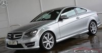 USED 2012 12 MERCEDES-BENZ C CLASS C220CDi BlueEFFICIENCY AMG SPORT COUPE AUTO 170 BHP Finance? No deposit required and decision in minutes.